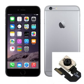 Reparacion Camara trasera iPhone 6 Plus