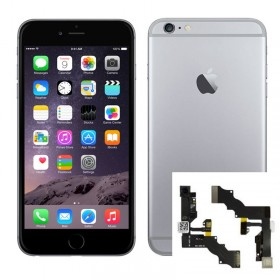 Reparacion Camara delantera iPhone 6 Plus