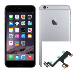 Reparacion Flex encendido y volumen iPhone 6 Plus