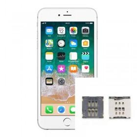Reparacion Lector SIM iPhone 6