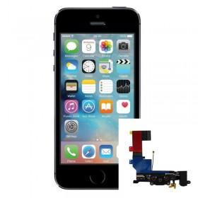 Reparacion Conector de carrega iPhone 5s