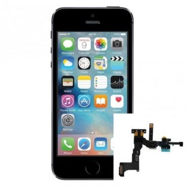Reparacion Camara delantera iPhone 5s