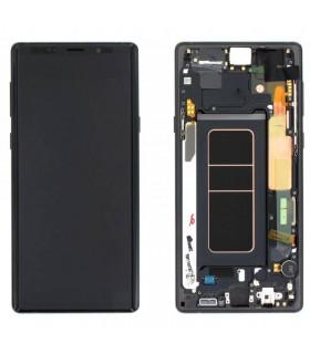 Pantalla original Samsung Galaxy Note 9 N960 Preta