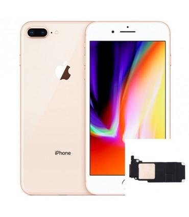 Reparacion Altavoz buzzer iPhone 8 plus