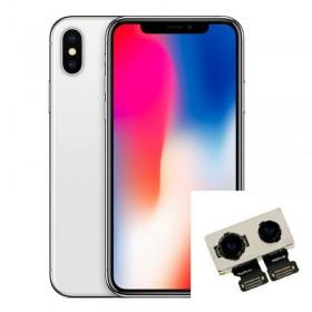 Reparacion Camara trasera iPhone X