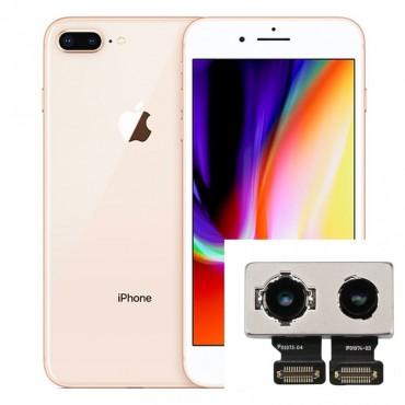 Reparacion Camara trasera iPhone 8 Plus