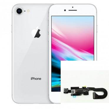Reparacion Camara delantera iphone 8