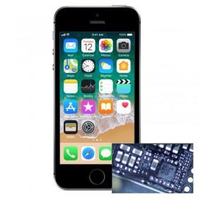 Reparacion Chip iluminacion iphone 5C