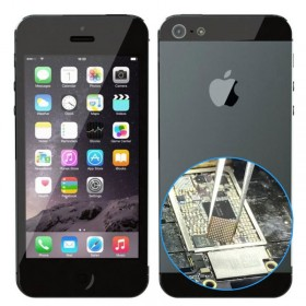 Reparacion Chip tactil iphone 5