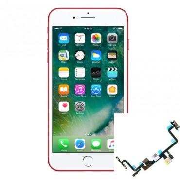 Reparacion Flex encendido iphone 7 Plus