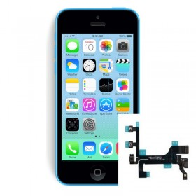 Reparacion boton de volumen iphone 5C