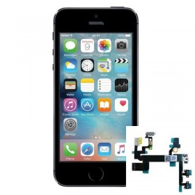 Reparacion boton de volumen iphone 5s