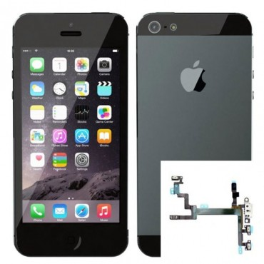 Reparacion boton de volumen iphone 5