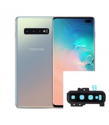 Reparacion Lente Camara trasera Samsung Galaxy S10 Plus G975