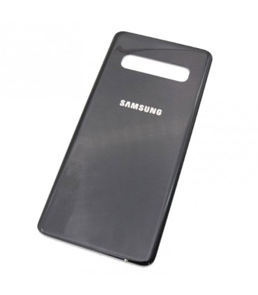 Tapa trasera Samsung Galaxy S10 Plus G975 Negro