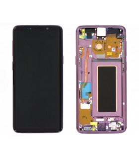 Ecrã Original para Samsung Galaxy S9 G960 Violeta
