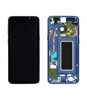Ecrã LCD Display , Tactil com Marco Original para Samsung Galaxy S8 G950 PRETA