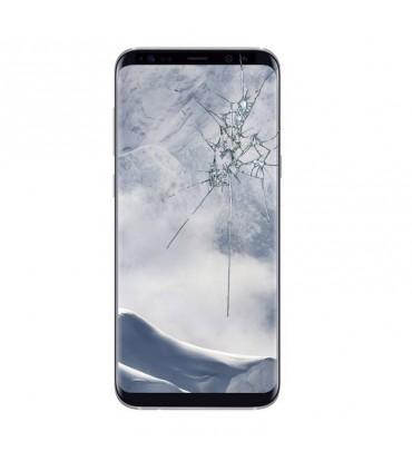 Reparacion pantalla Original Samsung S8 G950 amarillo