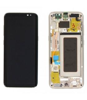 Pantalla completa Samsung Galaxy S8 G950F Amarillo original