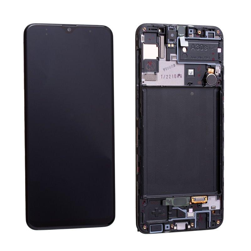 Pantalla completa Samsung Galaxy A30s SM-A307F Negro original