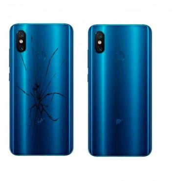 Reparacion Tapa trasera Xiaomi Mi 8 en cualquier color