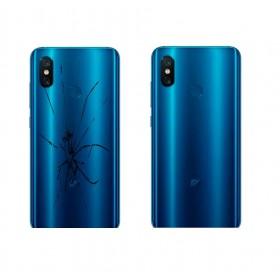 Reparacion Tapa trasera Xiaomi Mi 6