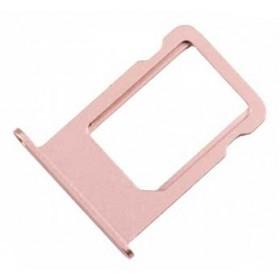 Bandeja SIM para iPhone SE, A1723, A1662, A1724 Oro rosa