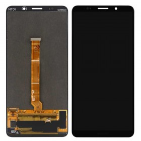 Ecrã completa para Huawei Mate 10 Pro preta
