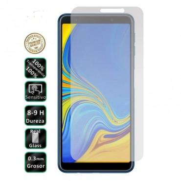 Protector pantalla cristal templado Samsung A7 2018 A750