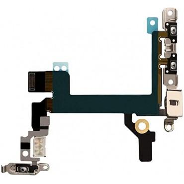 Flex power on /off iPhone SE, control volumen y flash