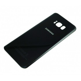 carcaça traseira preta, para Samsung Galaxy S8 Plus