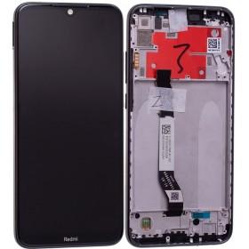 Pantalla completa con marco Xiaomi Redmi Note 8T Gris Original