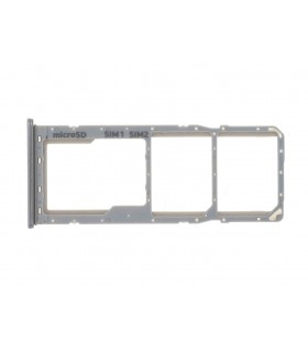 Bandeja Dual SIM Micro SD Samsung Galaxy A50 A505 Blanco
