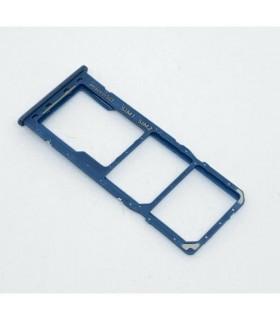 Bandeja Dual SIM Micro SD Samsung Galaxy A50 A505 Azul