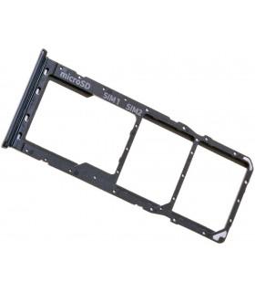 Bandeja Dual SIM Micro SD Samsung Galaxy A50 A505 Negro