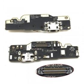 Modulo conector de carga y micro Xiaomi Redmi Note 6 Pro