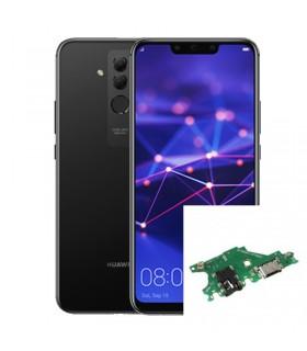 Reparacion Conector de carga Huawei Mate 20 lite