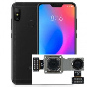 Reparacion Camara trasera Xiaomi Redmi Note 6 Pro