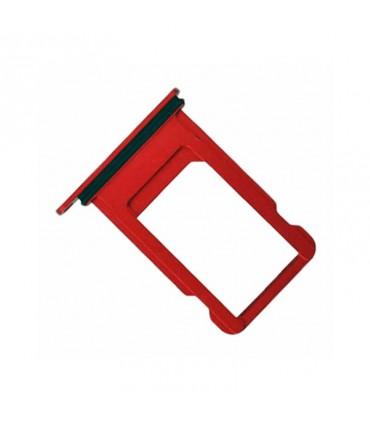 Bandeja SIM iPhone 7 Rojo