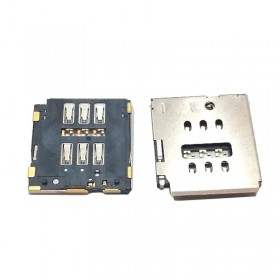Lector de la tarjeta SIM iphone 8 A1863, A1905/ 8Plus A1864, A1897