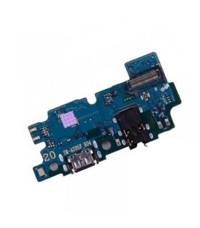 Modulo conector de carga y micro Samsung Galaxy A20 A205