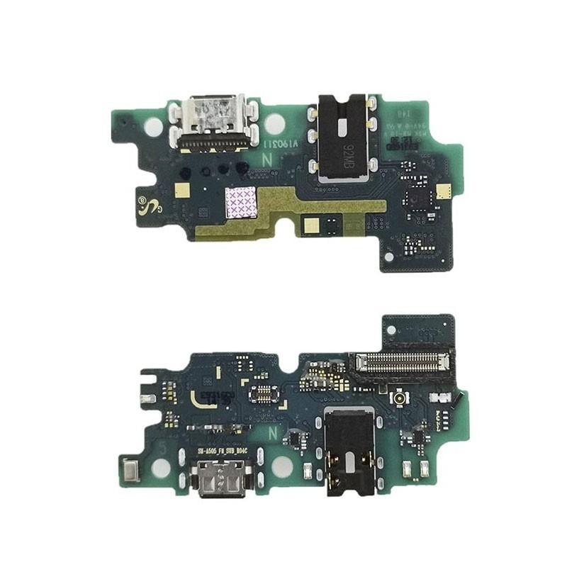 Modulo conector de carga y micro Samsung A50 A505