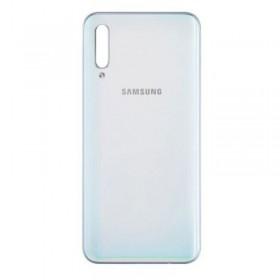 Tapa trasera Samsung Galaxy A50 Blanco