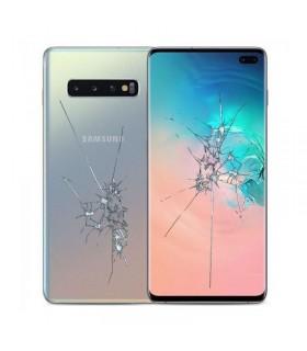 Reparacion Pantalla (solo cristal) y tapa trasera Samsung Galaxy S10 Plus G975F