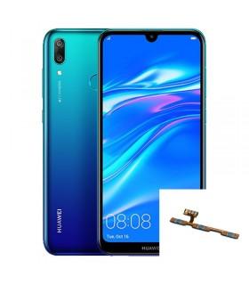 Reparacion Flex encendido y volumen Huawei Y7 2019, Y7 prime 2019, Y7 Pro 2019