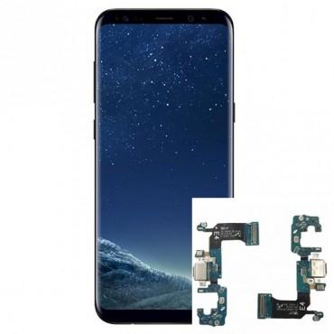 Reparacion Conector de carga Samsung Galaxy S8 G950F