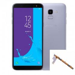 Reparacion Flex encendido y volumen Samsung Galaxy J6 Plus 2018 J610/ J6 2018 J600F / J4 Plus J415F