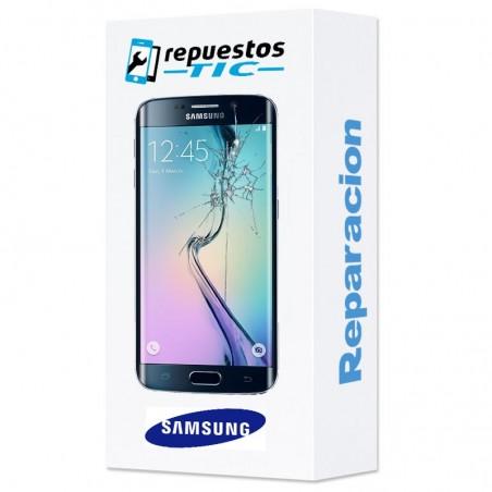 Reparacion pantalla Original Samsung S6 EDGE G925F azul