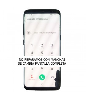 Reparacion pantalla (solo cristal) Samsung S9 G960F