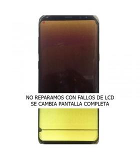Reparacion Pantalla (solo cristal) y tapa trasera Samsung Galaxy S9 G960F